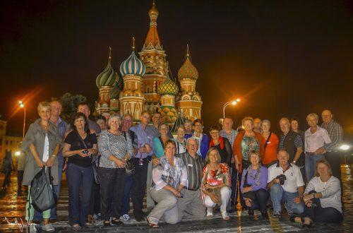 Russia Tour 2021