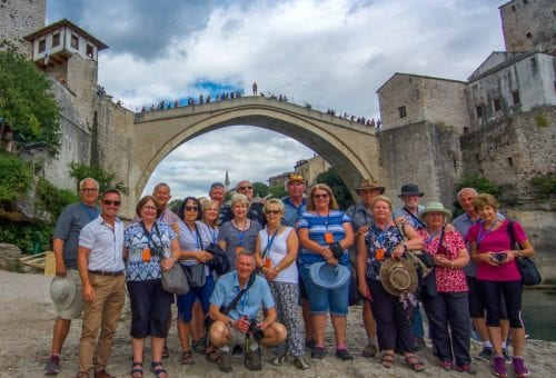 Croatia Slovenia Montenegro Bosnia Tour 2021
