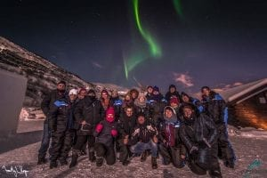 Northern Lights Alta Tour 2021