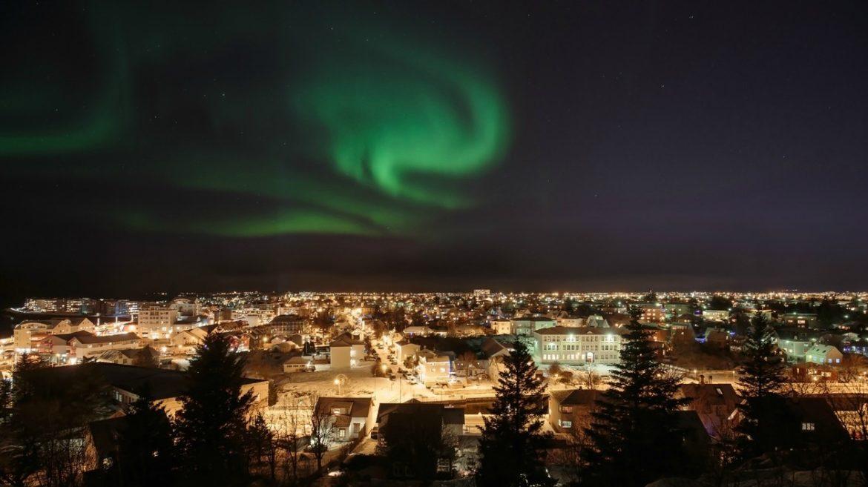 Iceland and auroras tour 2022
