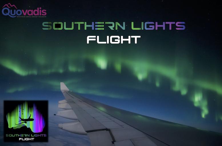 Southern Lights Flight 2022